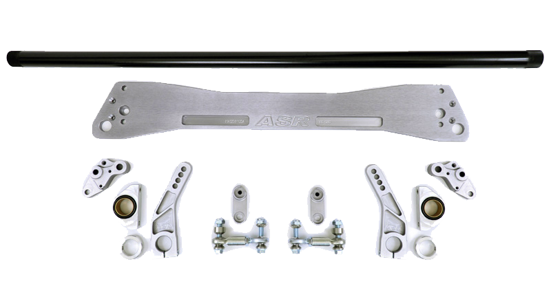 ASR 92-95 Honda Civic 32mm Racing Hollow Swaybar Kit