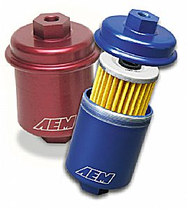 AEM High Performance Fuel Filter