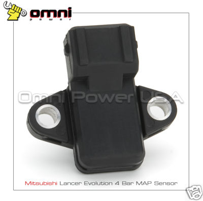 OMNI-Power Mitsubishi EVO 8 Plug and Play 2.5 Bar MAP Sensor Eclipse/Talon/Laser