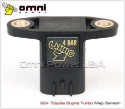 OMNI-Power Toyota Supra 4 Bar Plug and Play MAP Sensor